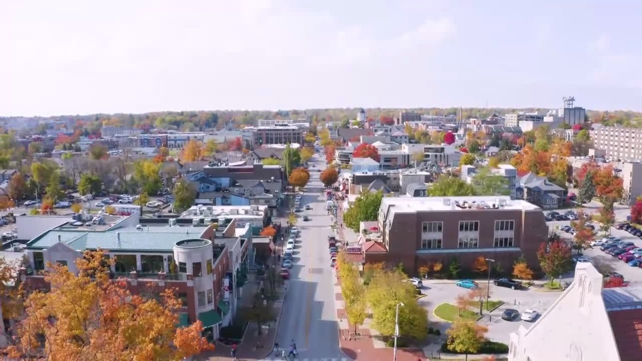Bloomington: An Iconic College Town - YouTube
