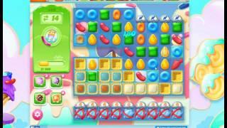 Candy Crush Jelly Saga Level 486 No Booster 3 Stars