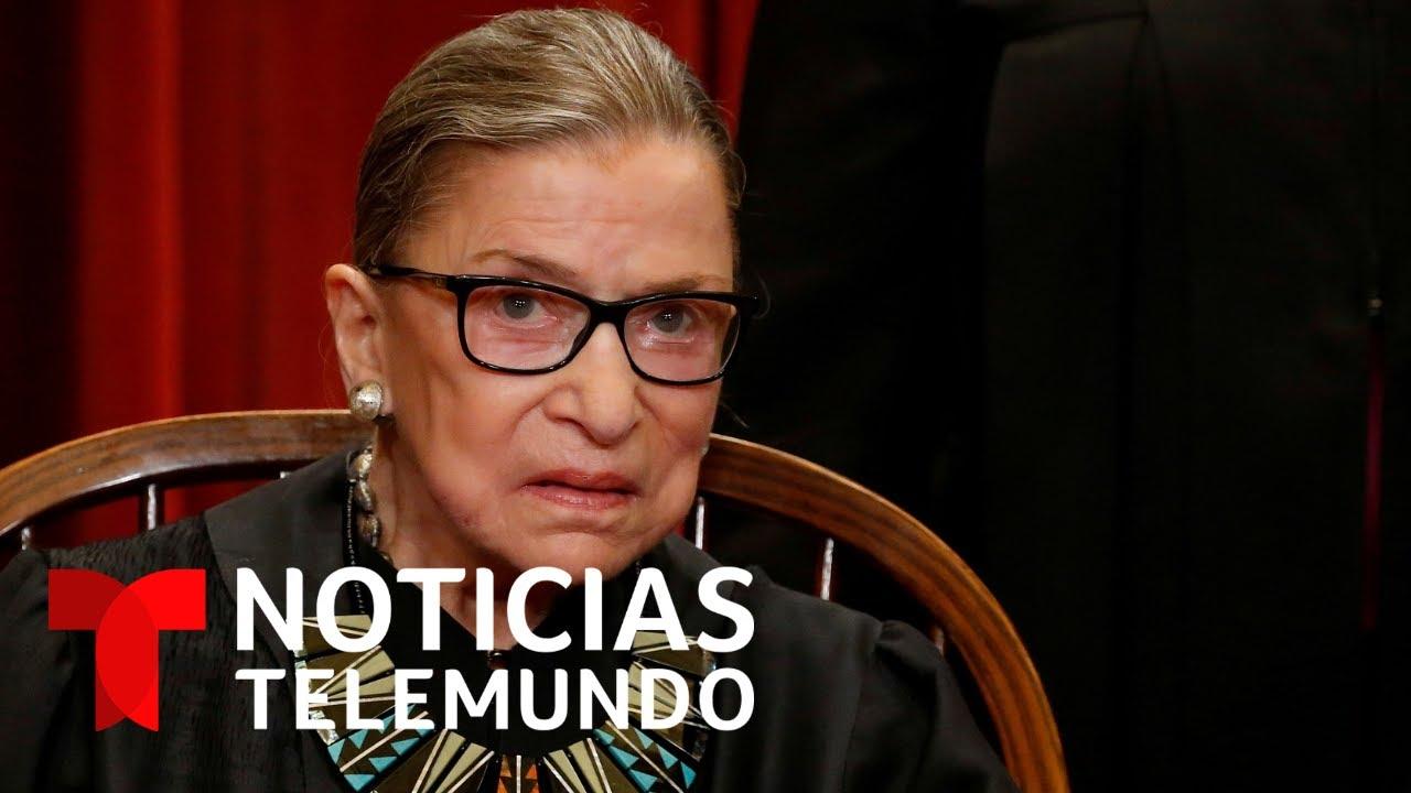 Muere la jueza Ruth Bader Ginsburg a los 87 aos