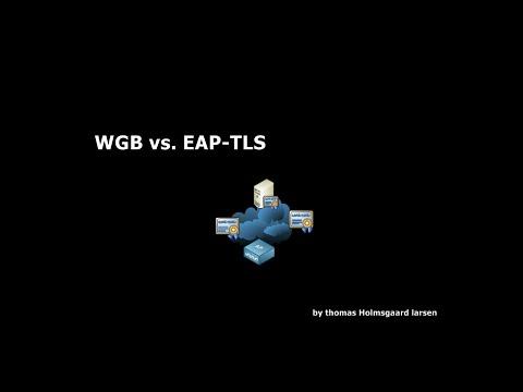 WGB vs. EAP-TLS