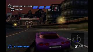 Need For Speed 3 Hot Pursuit | Empire City | Hot Pursuit Race 239