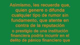 Banco de Desarrollo Rural S.A. BANRURAL