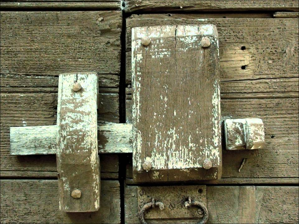 The Antique Wooden Door Locks Of Italy. R. Soldati   YouTube
