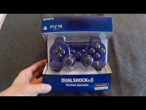 how to use a fake ps3 controller on pc