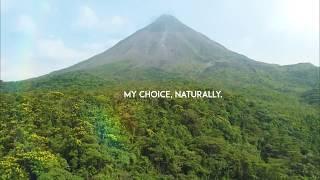 Costa Rica: My Choice, Naturally