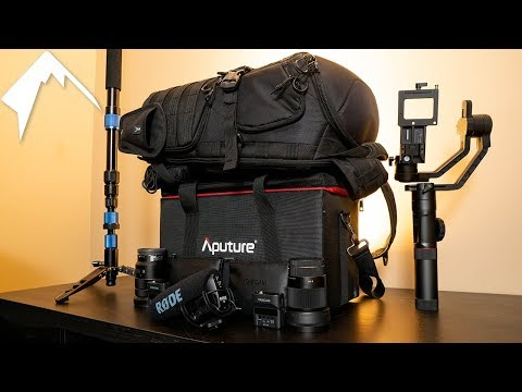 My Video Production Gear 2019!