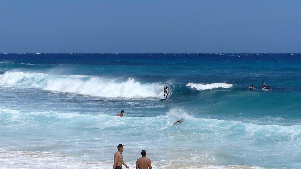 Sandy Beach Park Part 2 Honolulu Oahu Hawaii