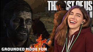 Grounded Mode & Goofing Around!   The Last Of Us 2   Marz Plays