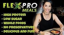 FlexPro Meals Review + Taste Test + Discount Code
