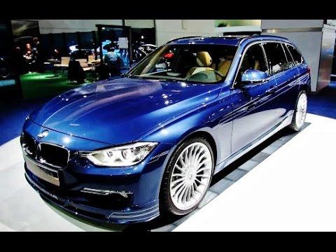 BMW Alpina D3 Bi-Turbo Touring (F31) Quick Look