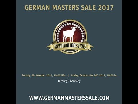 German Masters Sale 2017