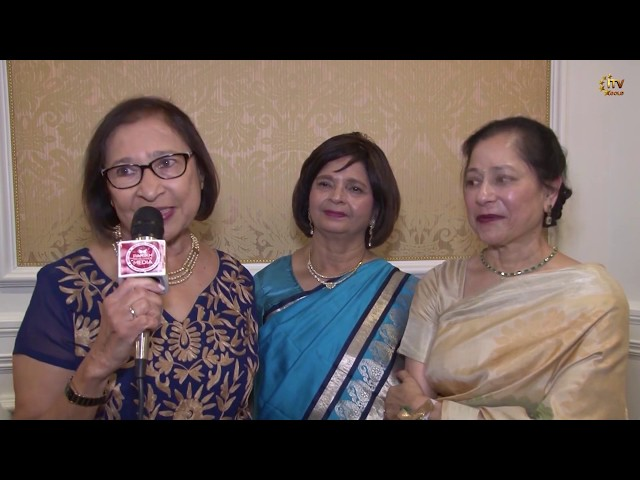 Association of Indians in America Celebrate 50th Anniversary Gala 2018 - Long Island - New York