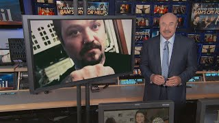 Dr. Phil Answers 'Jackass' Star Bam Margera's Call For Help
