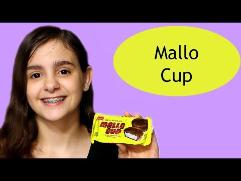 What's In The Bag Candy Review - Mallo Cup (WOW!!!)