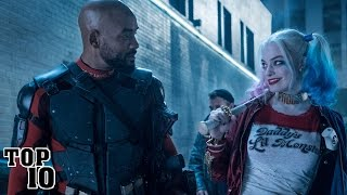 Top 10 Suicide Squad Interesting Facts