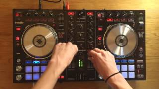Happy Hardcore Mix #2 avec DDJ SR - CraFiX