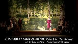 "Arie ""Kuma"" Akt I aus CHARODEYKA/The Enchantress von P. I. Tschaikowski"