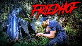 AUTO FRIEDHOF im SUMPF gefunden - LOST PLACES | Fritz Meinecke
