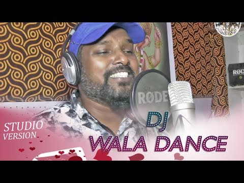 New Sambalpuri Video DJ Wala Dance Studio Version Singer-Ruku Suna ll Lyrics- Durga P Pattnaik