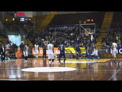 UTE vs CKT final de la Liga Baloncesto