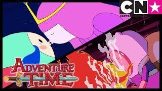 Hora de Aventura Brasil | Finn e comme Princesas ❤️ | Cartoon Network