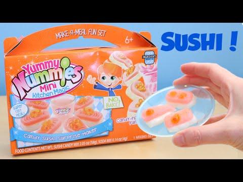 sushi yummy nummies