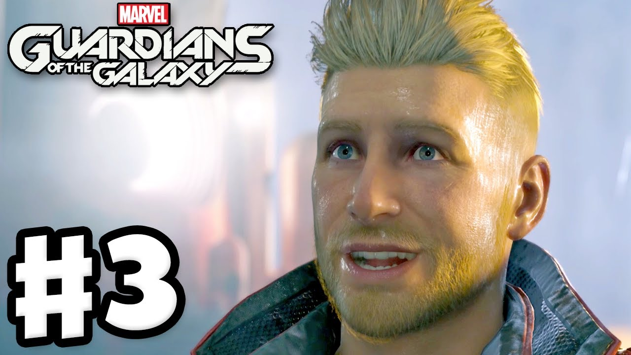 Download Marvel's Guardians of the Galaxy - Gameplay Walkthrough Part 3 - Chapter 3: The Cost of Freedom!