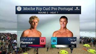 Moche Rip Curl Pro Portugal: R2, H7 Recap