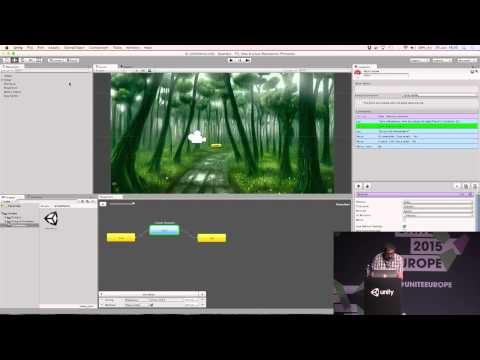 Unlocking the power of storytelling in Unity with Fungus - Unite Europe 2015