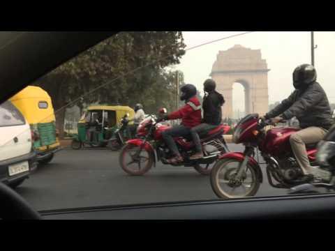 RDG Productions: Reflections From New Delhi - Green Clean Delhi