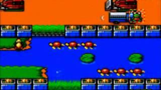 Game Gear - Frogger  .flv
