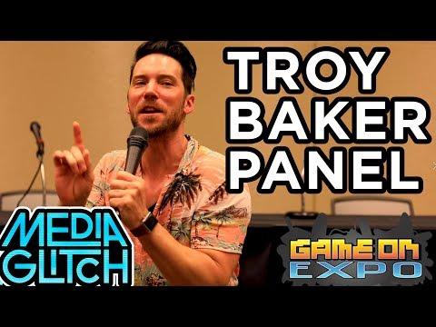 The best Troy Baker panel