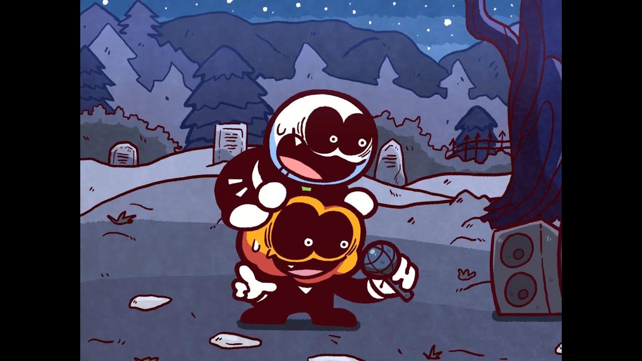 프라이데이 나이트 펑킨: 스키드와 펌프 애니메이션 (Friday Night Funkin': Skid and Pump, anime)