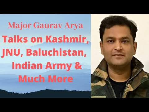 Major Gaurav Arya