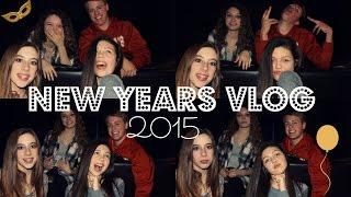 New Years Vlog + OOTD! Thumbnail