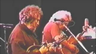 Jerry Garcia/ David Grisman-The Thrill Is Gone #1