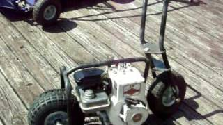 Home Built Micro Mini Bike Lil Indian And Taco Look Alike