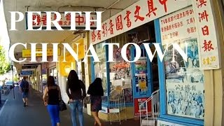 Best Asian Food And Culture - Perth China Town Walk About