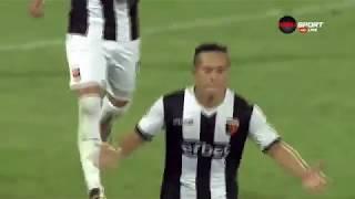 Очередной гол Парвизджона Умарбоева в чемпионате Болгарии