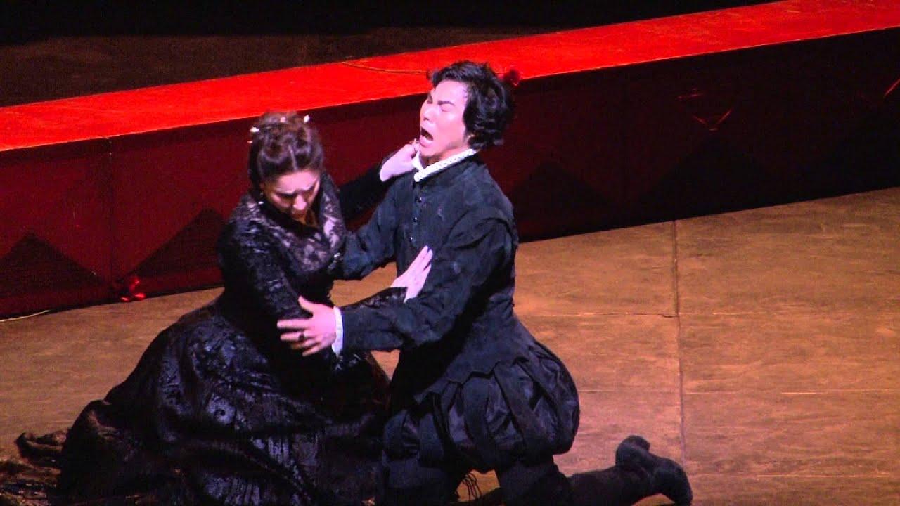 Don Carlo: Act II Duet (Frittoli, Lee)