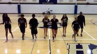 PE Dance Project Fall 15 Period 5/6 Chocolate Swirl
