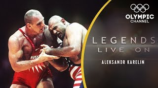 From Wrestling to Politics - The Story of Aleksandr Karelin | Legends Live On