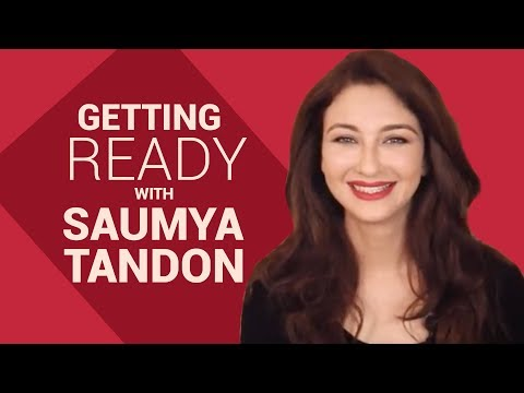 GRWM: Saumya Tandon Party Makeup Look | Get Ready With Saumya Tandon For a Party | S01E01