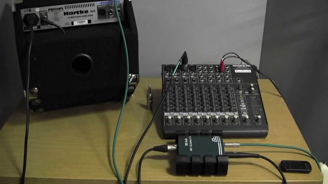 Di Boxes Part 3 Amplifier Dis Using Advantages And Disadvantages Youtube