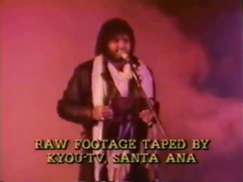Egyptian Lover - Egypt, Egypt (Live In Santa Ana 1985)