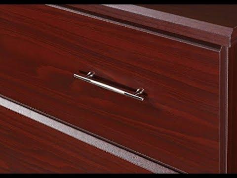 Storkcraft Brookside 6 Drawer Dresser Cherry