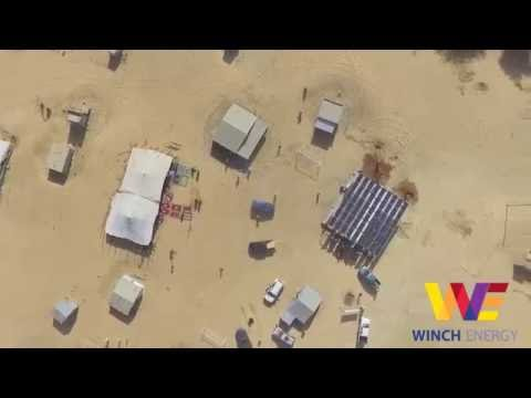 Winch Energy's Off-grid Electrification Project in Mauritania
