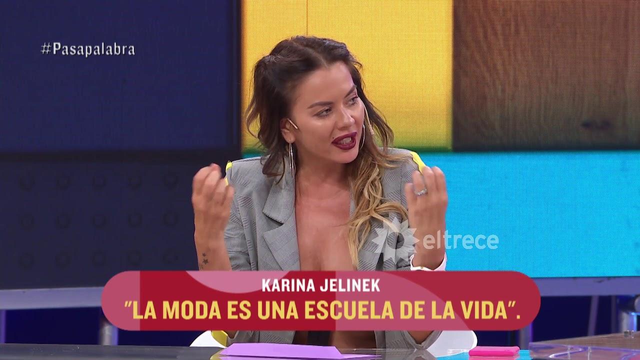 Una Nueva Frase De Karina Jelinek Que Pasará A La Historia
