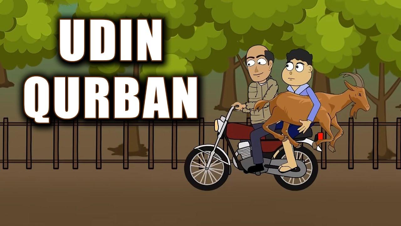 Udin ikutan Qurban - Idul Adha 1441 H - WarganetLife
