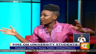 Citizen Weekend | Sins on university students #CitizenWeekend